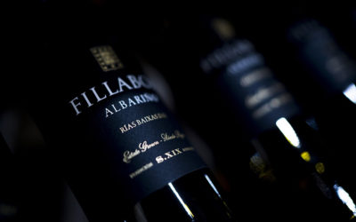 Fillaboa, United Airlines' first class wine on flights to Europe and South America