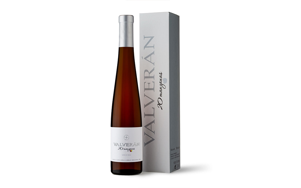 Valverán 20 Manzanas is awarded the Grand Gold at the 2020 International CINVE Cider Contest