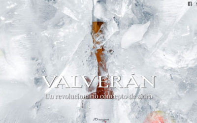Valveran ice cider launches its new website