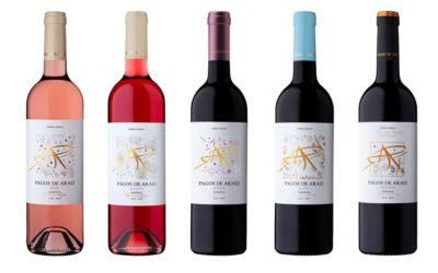 Los vinos de Pagos de Araiz estrenan nueva imagen y nueva referencia