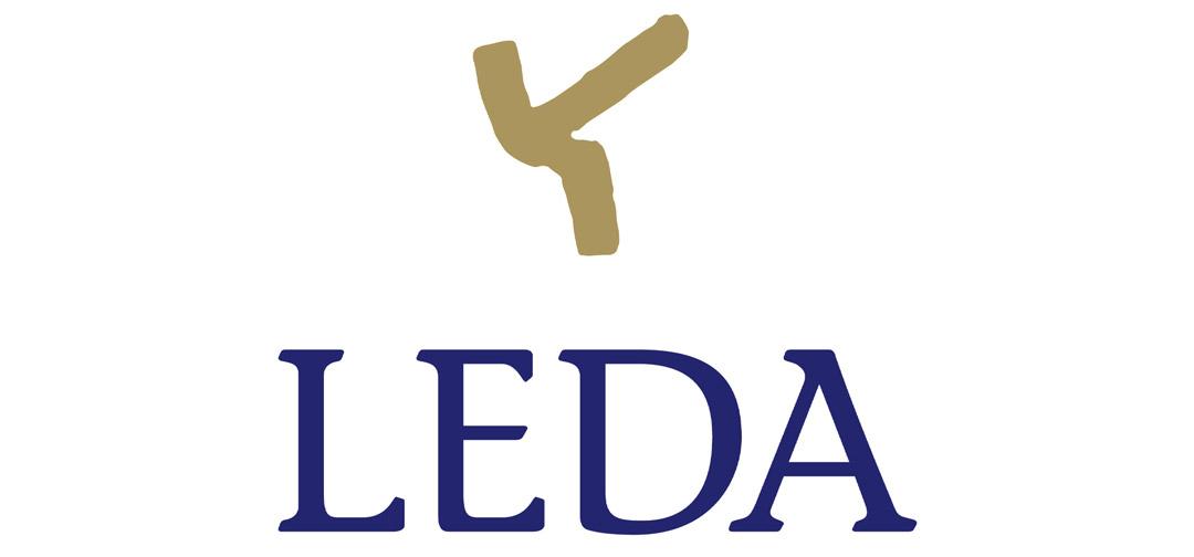 Logotipo Leda
