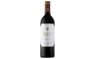 Murua Winery has recovered a treasure trove of wine: 3,500 bottles of Gran Reserva 1970