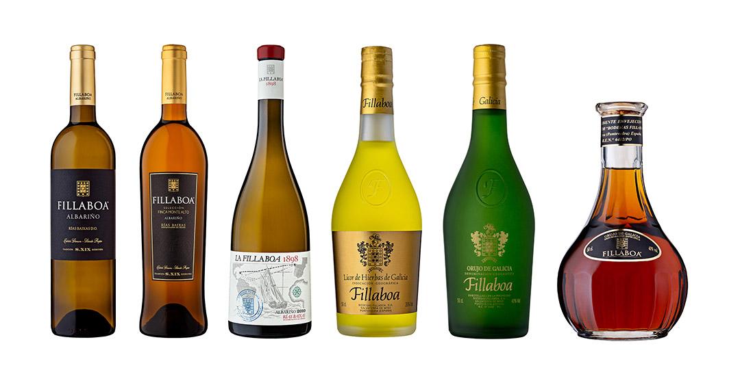 Vinos y licores Fillaboa