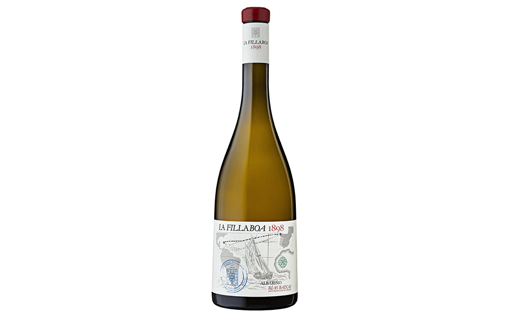 Fillaboa is chosen as the best white wine by the Spanish Association of Wine Journalists and Writers (AEPEV)